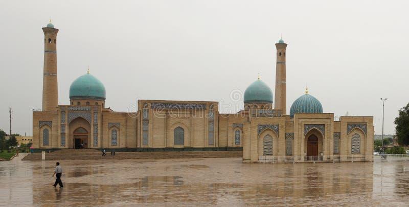 Meczetowy Hazrati Imom, Tashkent, Uzbekistan zdjęcia royalty free