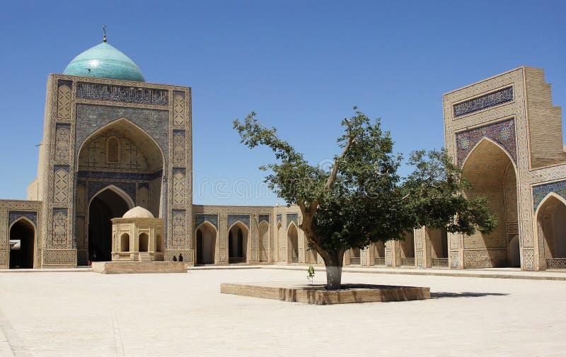 Meczetowy Kalon, Bukhara, Uzbekistan zdjęcie stock