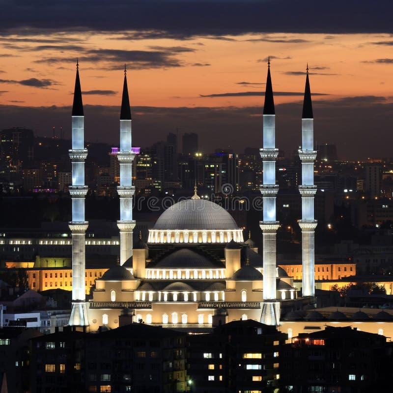 meczetu fotografia stock