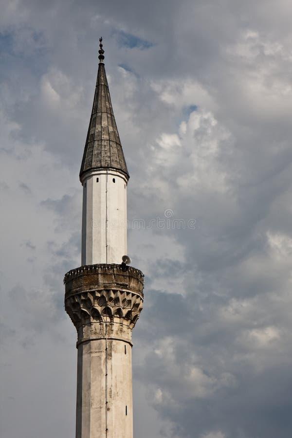 meczetu wierza obrazy stock