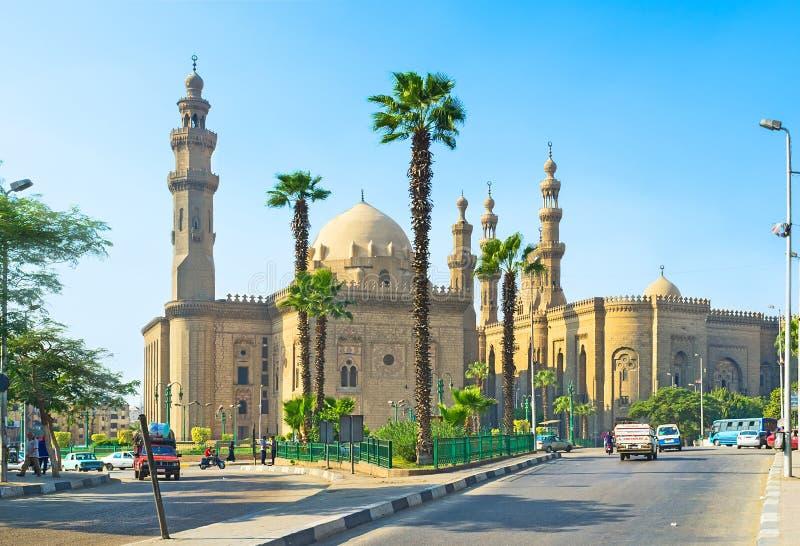 Meczety zdjęcie royalty free