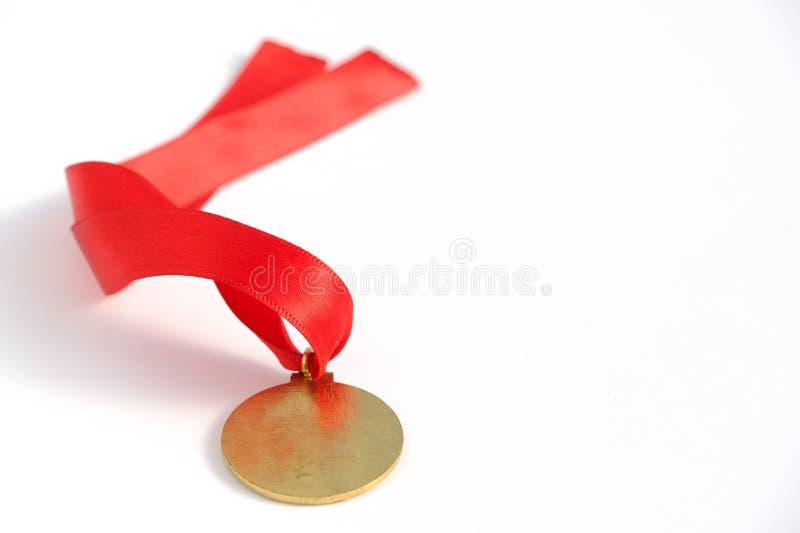 Medaille royalty-vrije stock foto's