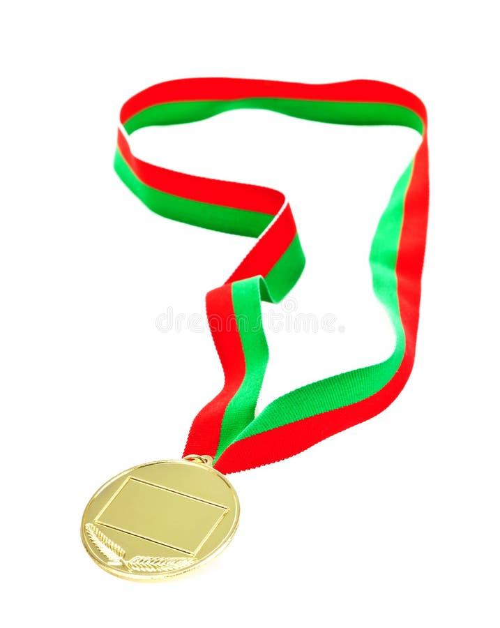 Medaille royalty-vrije stock afbeeldingen