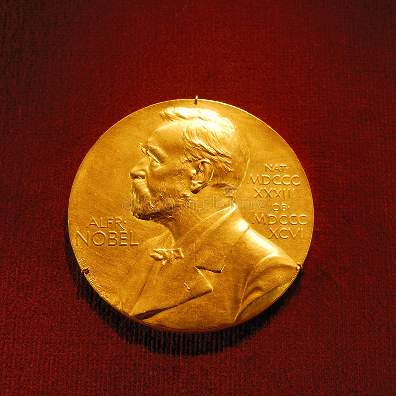 Medaille stock fotografie