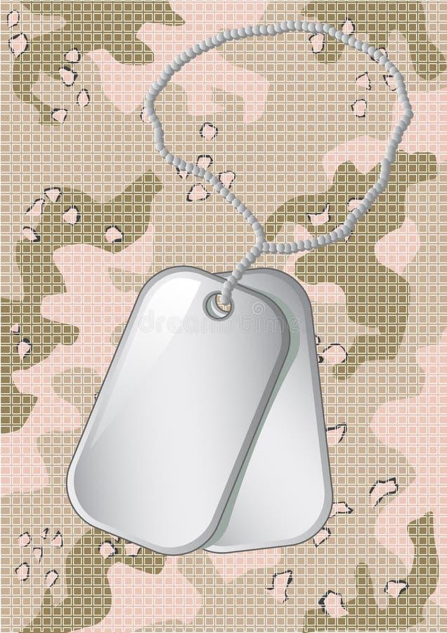 Medaillon vector illustratie