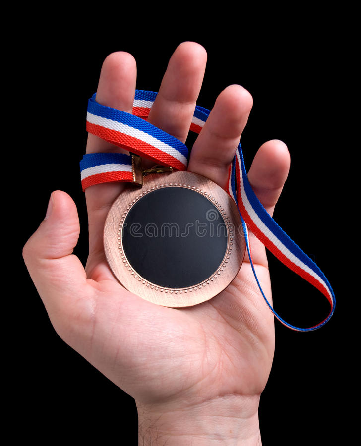 Free Medal Royalty Free Stock Images - 19100869