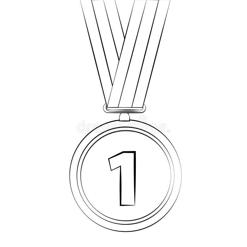 medal stock vector