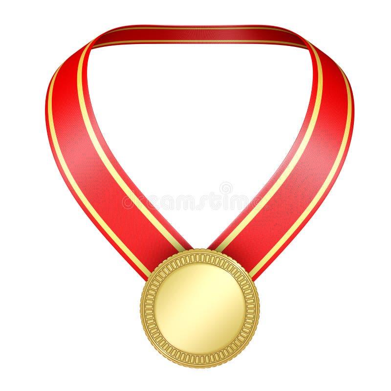 Medalha ilustração royalty free