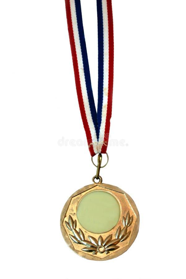 Medalha imagens de stock