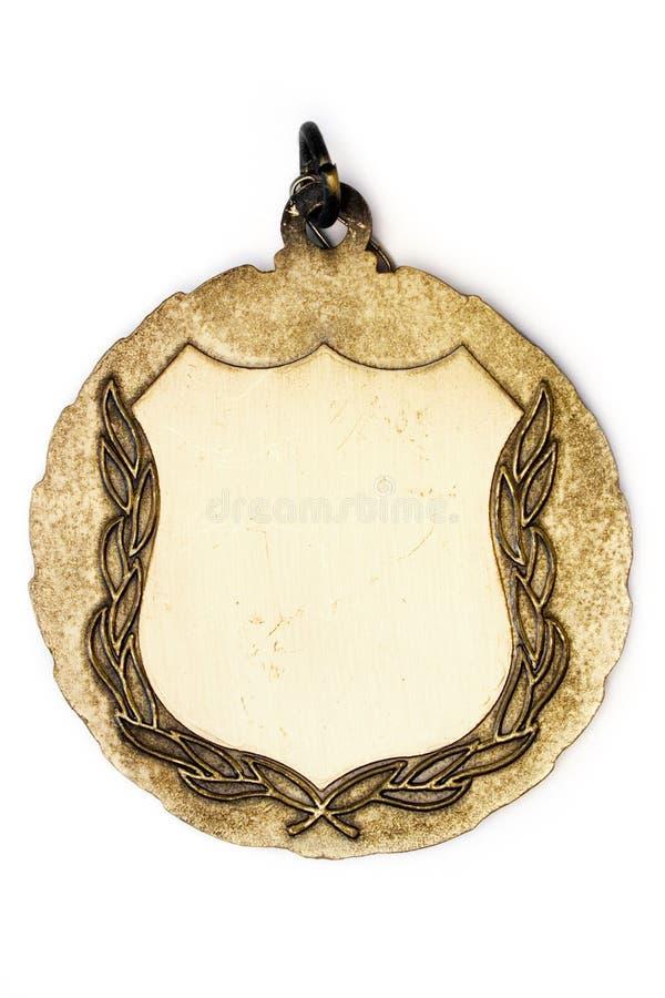 Medalha de honra imagem de stock