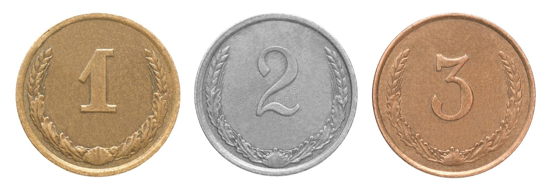 medali olimpijskich zdjęcia royalty free