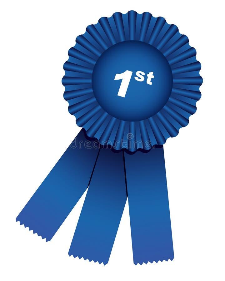 Medalla ilustración del vector. Ilustración de campeón - 10029940