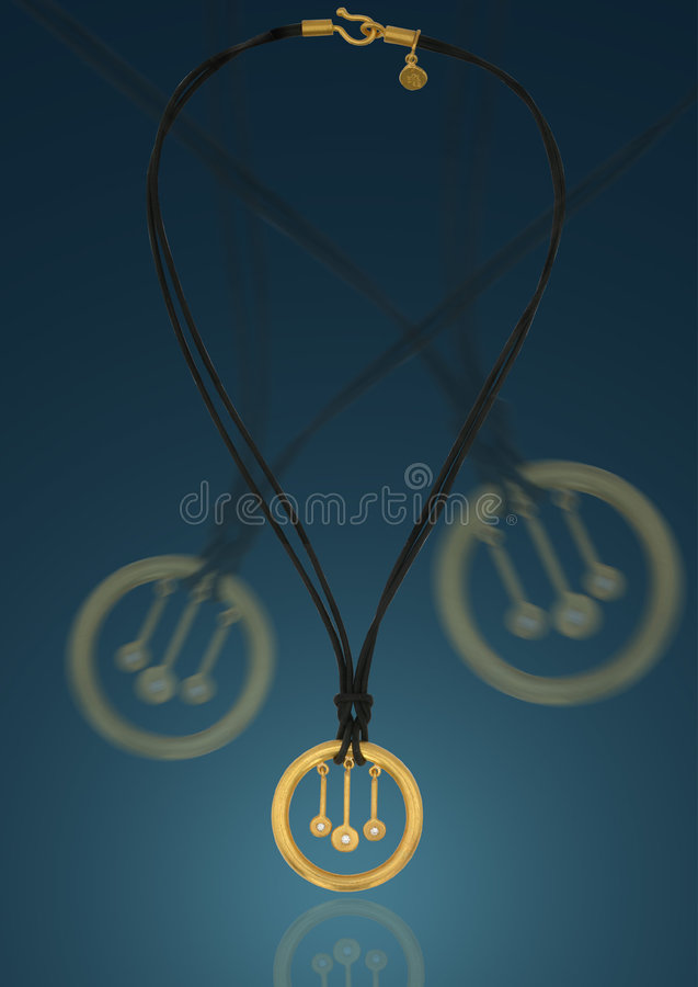 Medallion stock photography