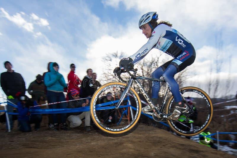 2014 medborgare för USAC Cyclocross arkivbild