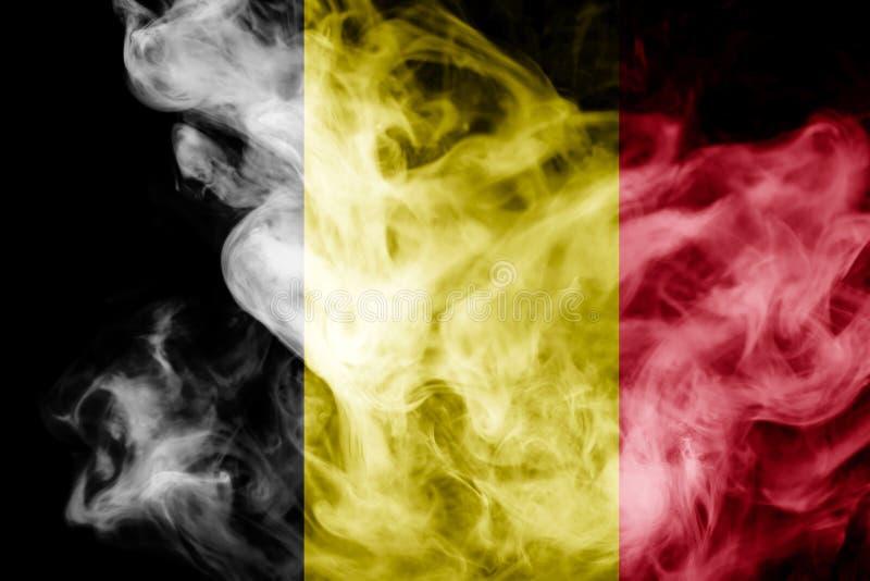 Medborgare sjunker av Belgien vektor illustrationer