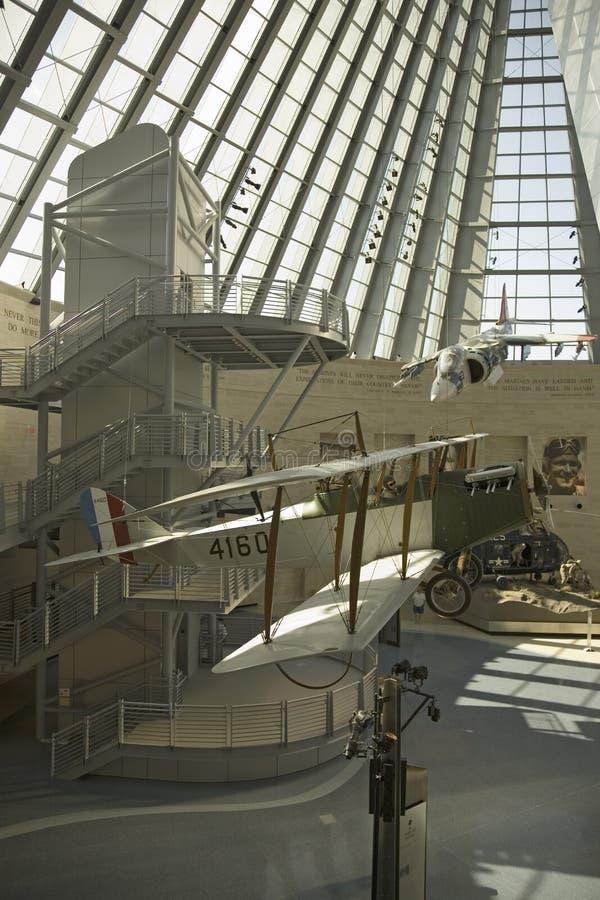 Medborgaremuseum av marinkorpralerna royaltyfri bild