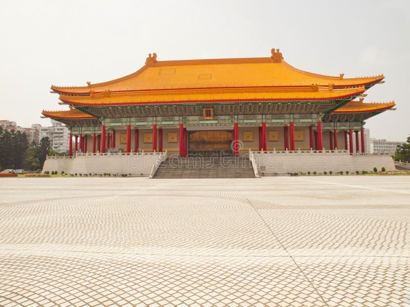 MedborgareTheatre av Taiwan royaltyfri bild