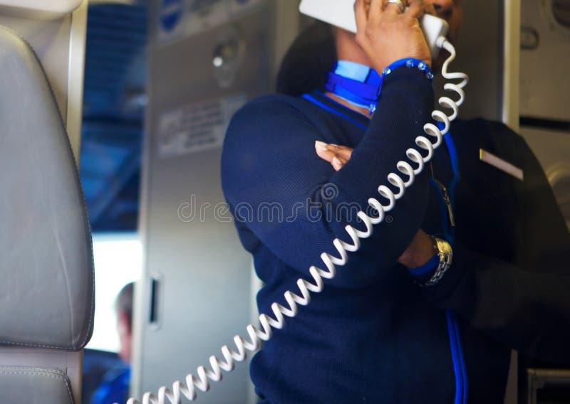 meddelandedeltagareflyg royaltyfri fotografi