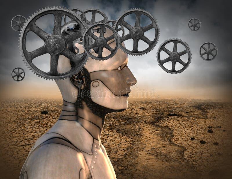 Mededeling, Technologie, Onderwijs, het Leren stock afbeelding