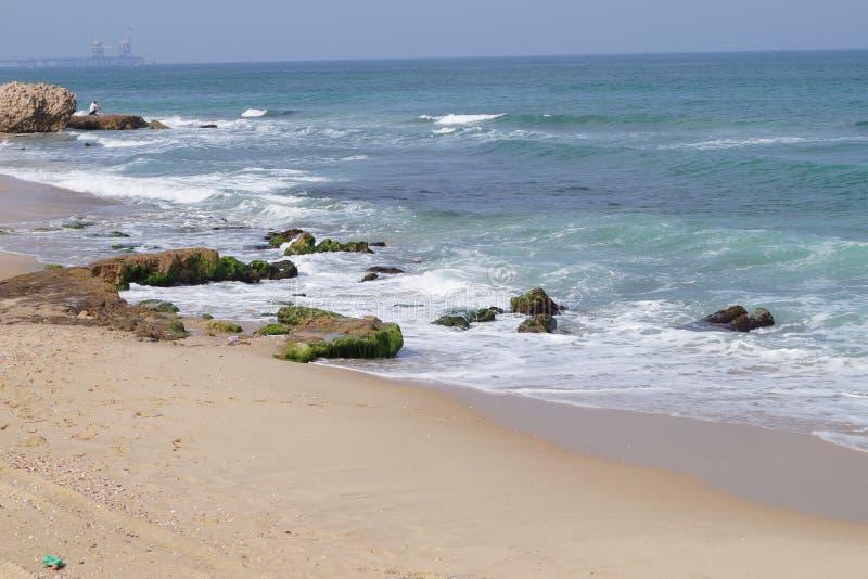 medelhavs- hav för kekova till trevelyachten arkivfoto