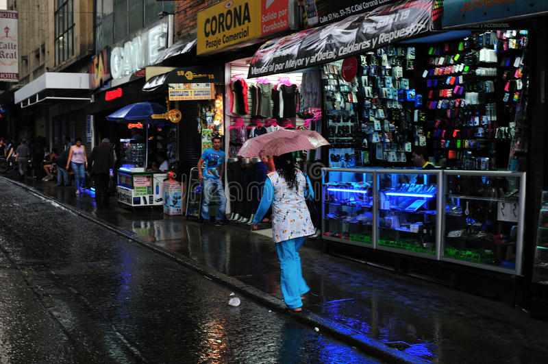 Medellin - Κολομβία στοκ φωτογραφία με δικαίωμα ελεύθερης χρήσης