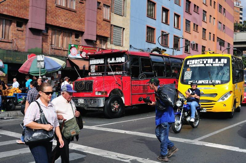 Medellin - Κολομβία στοκ εικόνα με δικαίωμα ελεύθερης χρήσης