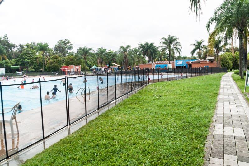 Medellin, Antioquia/Colombia; 23 maggio 2019: parco ricreativo dell'acqua; Juan Pablo Second fotografia stock