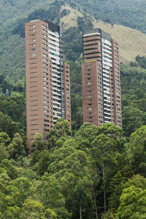 Medellin, Antioquia/Colombie; 31 août 2019 : quartier appelé el poblado photos libres de droits