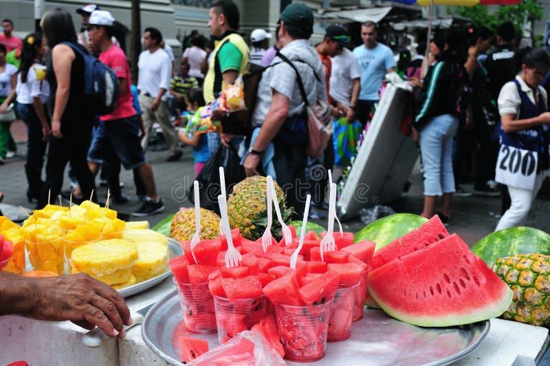 Medellin - Colombia stock foto's