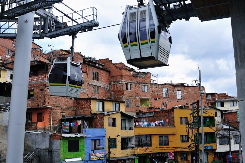 Medellin - Colombia royaltyfria bilder