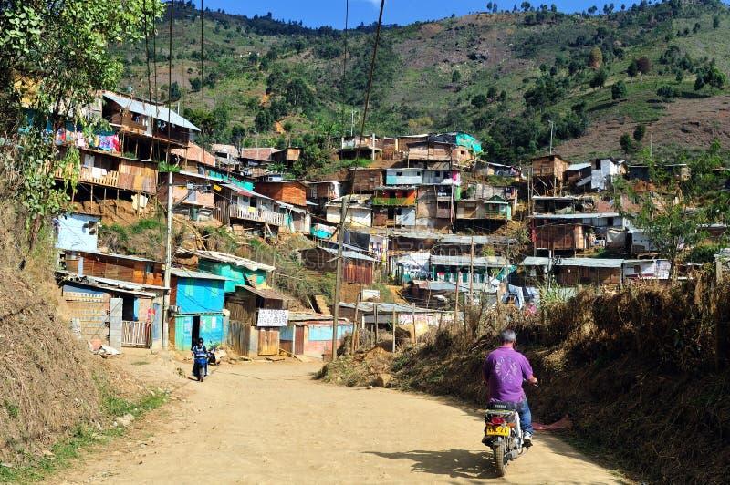 Medellin - Colombia royalty-vrije stock foto's