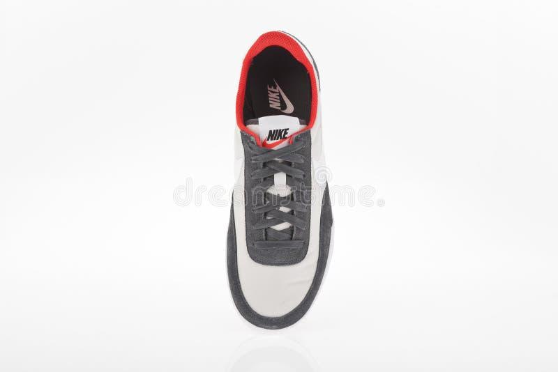 Medellin, Colombia Abril 06, 2019: Zapatos de los deportes de Nike imágenes de archivo libres de regalías