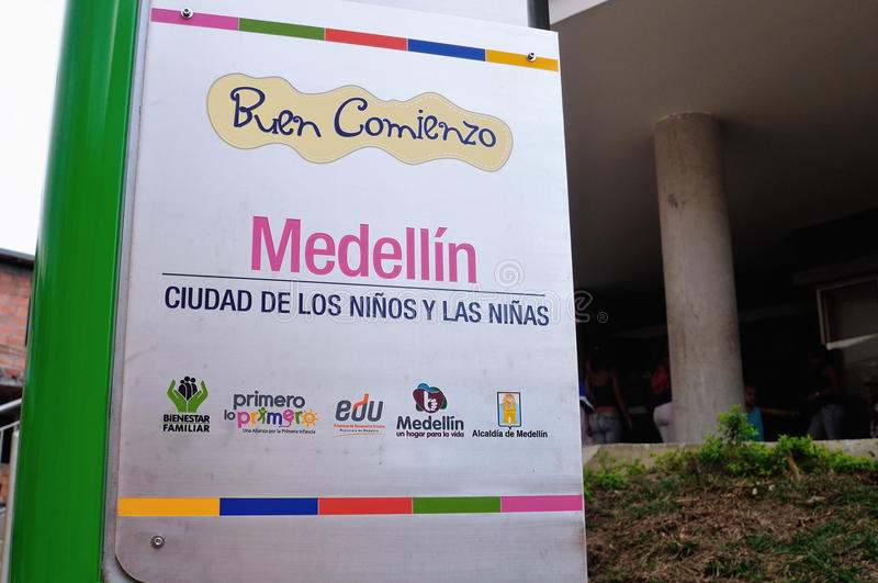 Medellin - Colombia royalty free stock photo