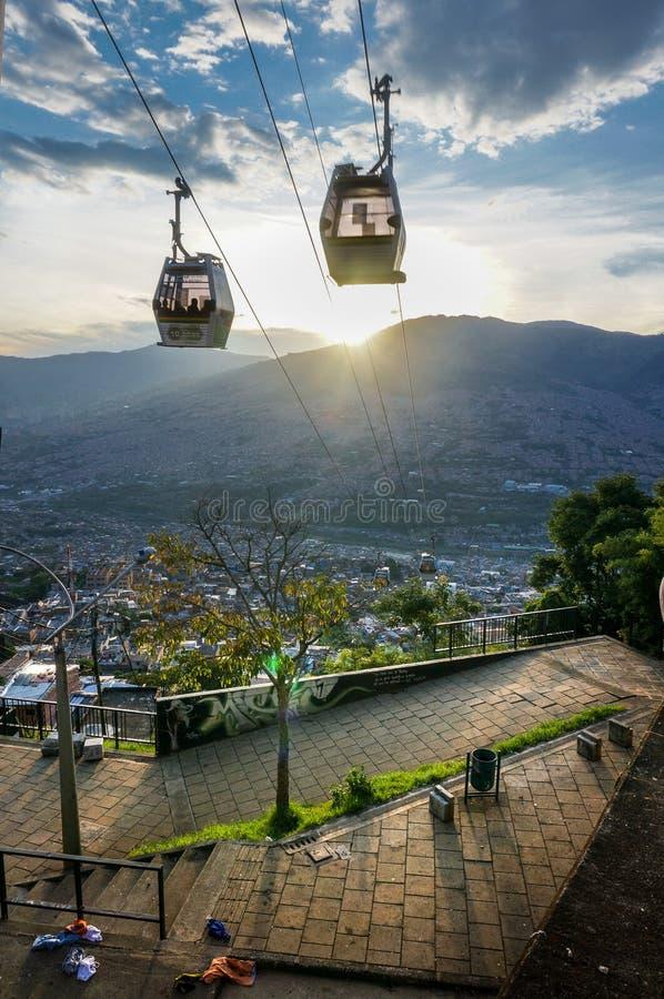 Medellin, Kolumbia obraz royalty free