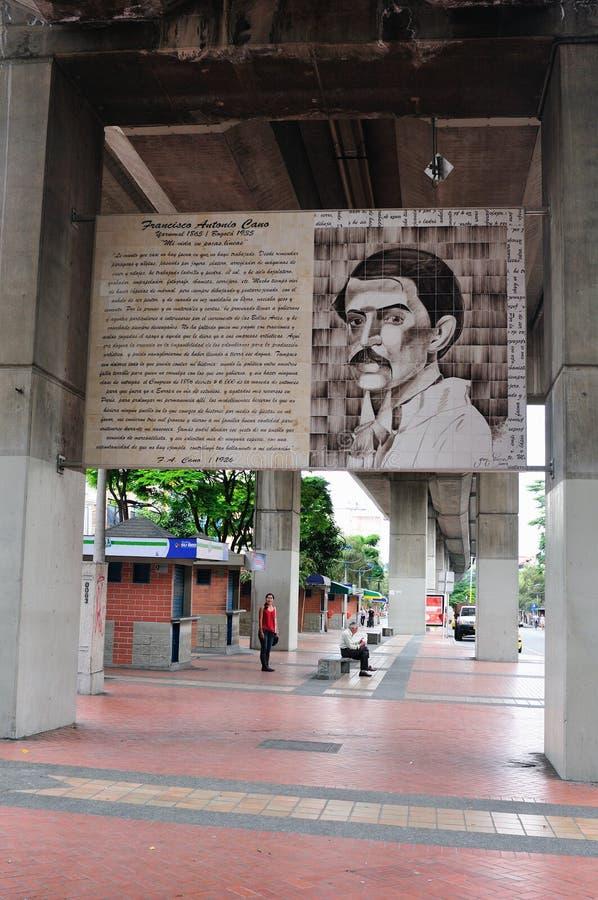 Medellin, Kolumbia - fotografia royalty free