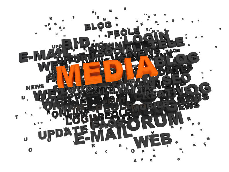 Media Royalty Free Stock Image