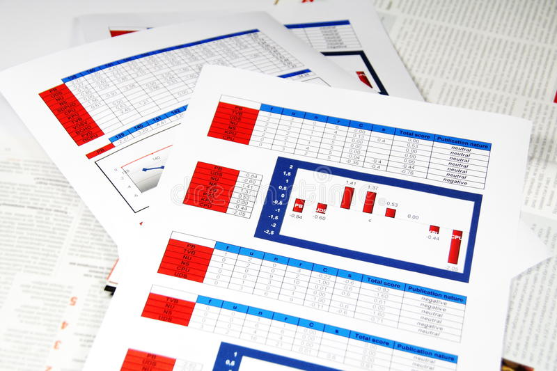 Download Media Content Analysis stock photo. Image of content - 15973230