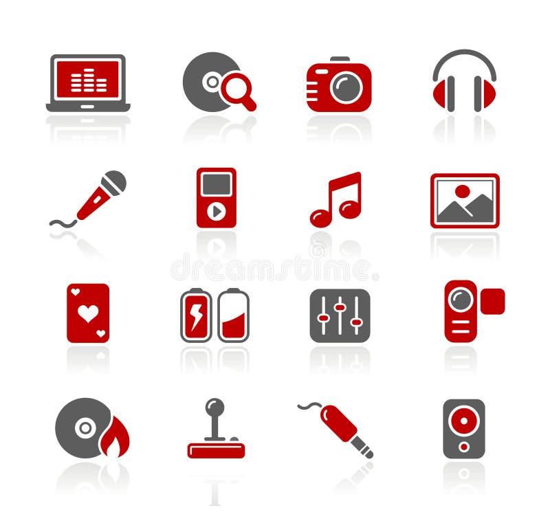 Download Media & Entertainment // Redico Series Royalty Free Stock Image - Image: 14964326