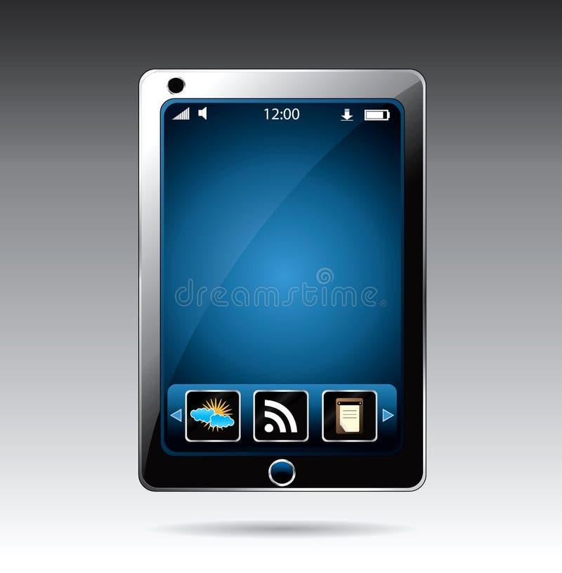 Free Media Gadget Vector Royalty Free Stock Photos - 16037348
