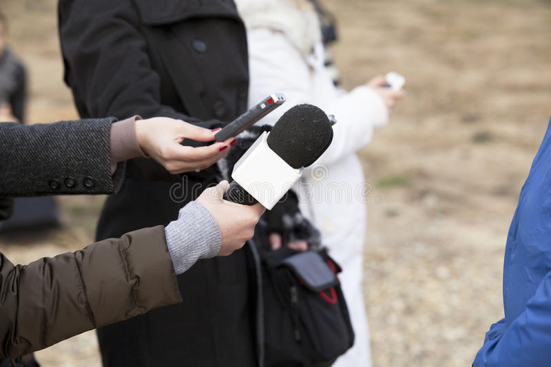 Download Media interview stock photo. Image of data, journalist - 28063366