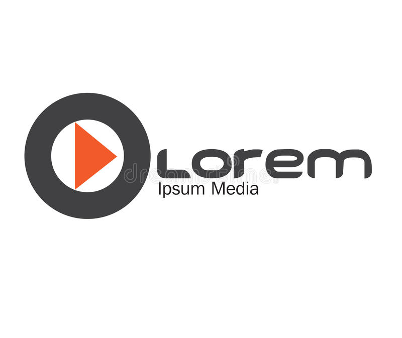 Download Media Logo Concept Design Stock Vector - Image: 83704406