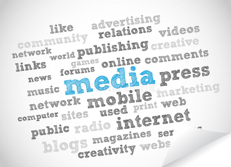 Download Media And Press Royalty Free Stock Images - Image: 21107609