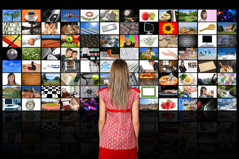 Download Media room stock photo. Image of screen, zapping, photography - 9564100