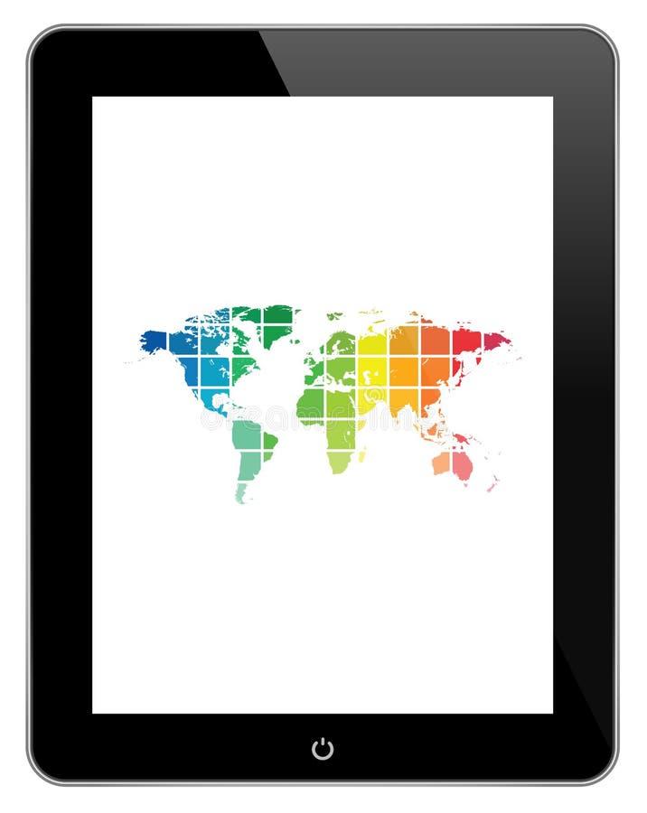 Media Technology Worldwide royalty free stock photos