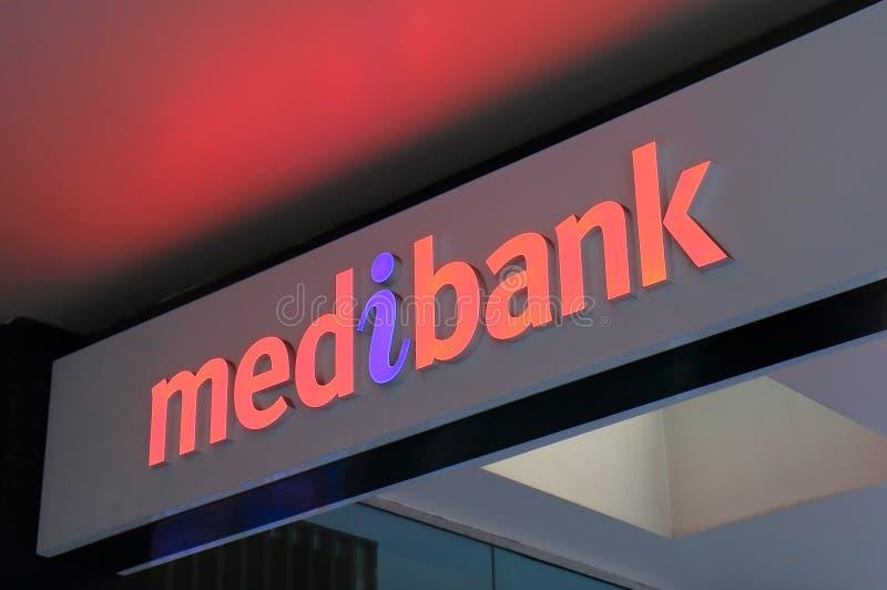 Medibank Australia fotos de archivo libres de regalías