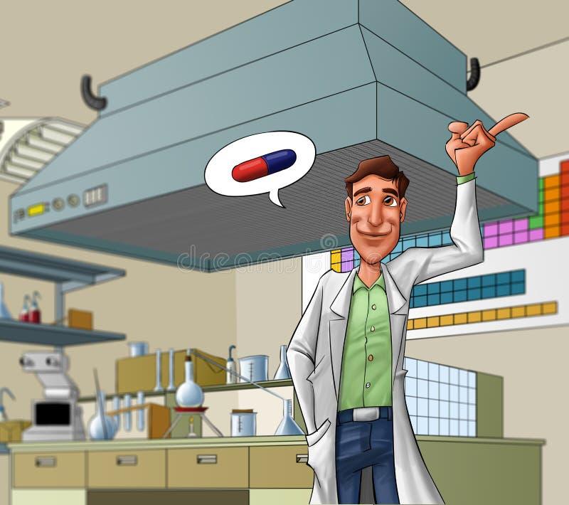 Download Medic and medicine stock illustration. Image of drug - 20755262