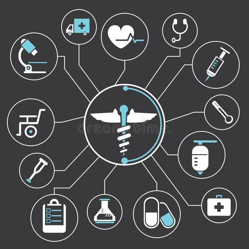 Medical royalty free illustration