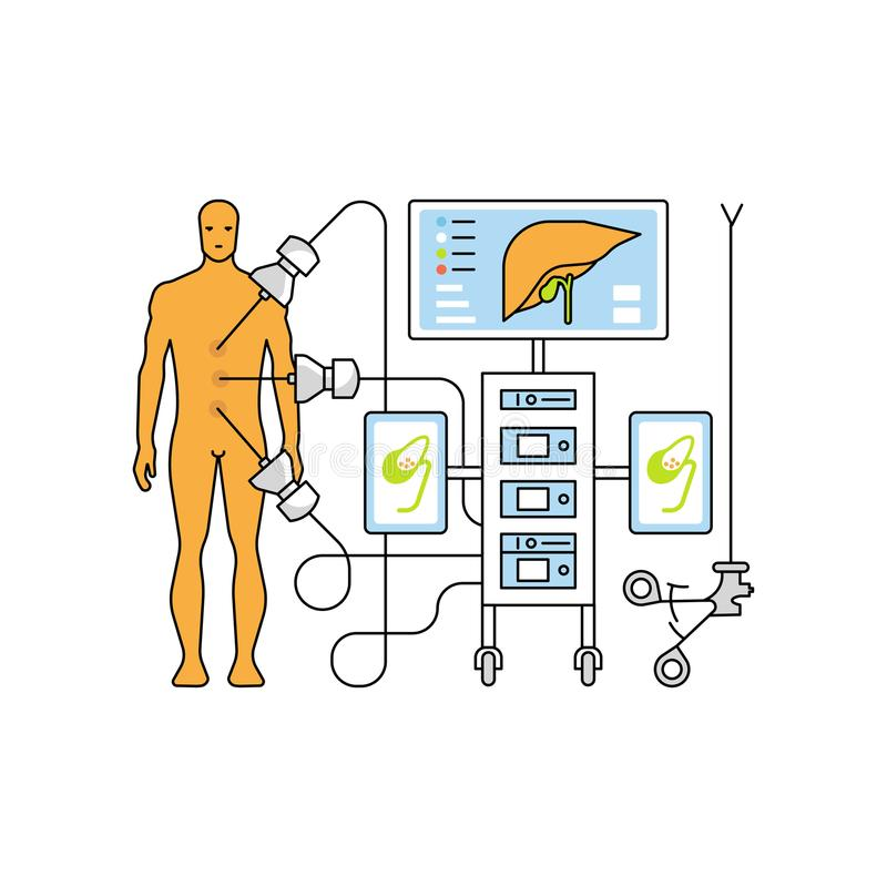 Medical aid concept vector illustration