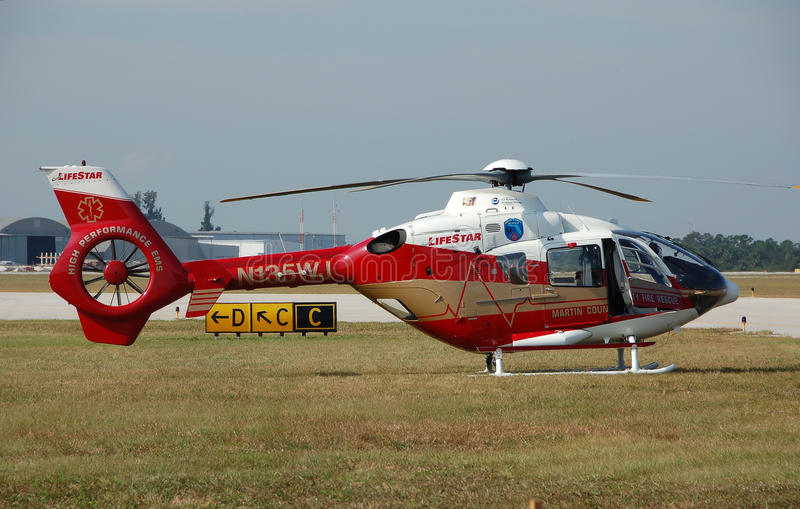 Download Medical airlift helicopter editorial stock image. Image of emergency - 18904394
