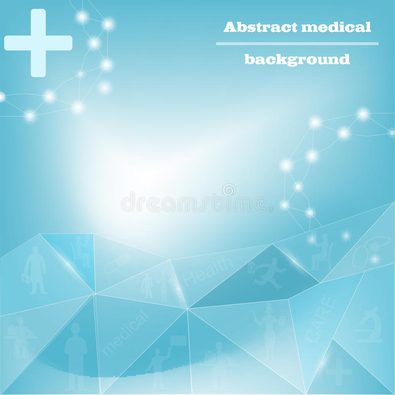 Download Medical bacground vector stock vector. Illustration of display - 32654904